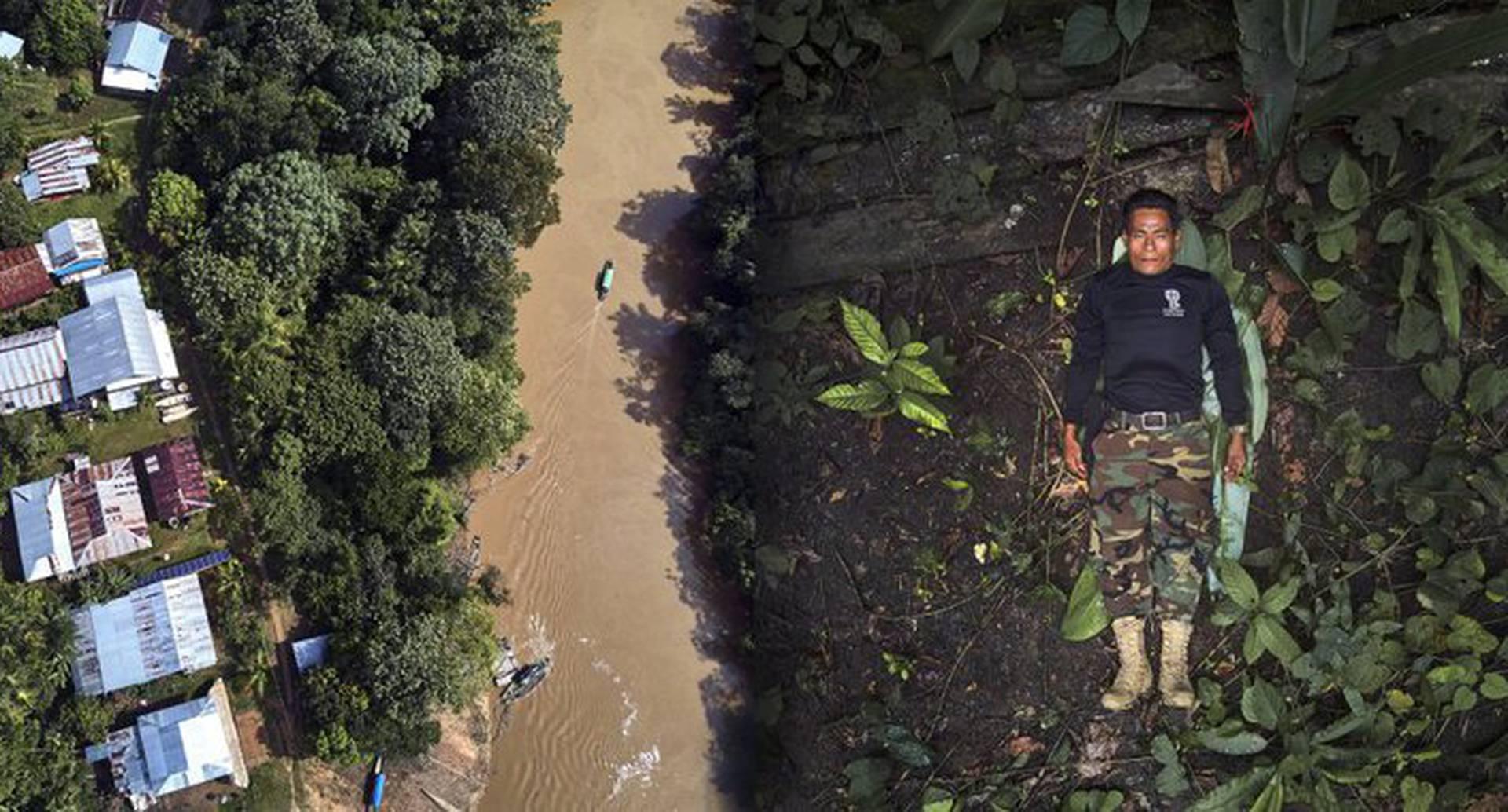 Un grupo del G.I.A cuida la biodiversidad y el equilibrio en el río Amacayacu