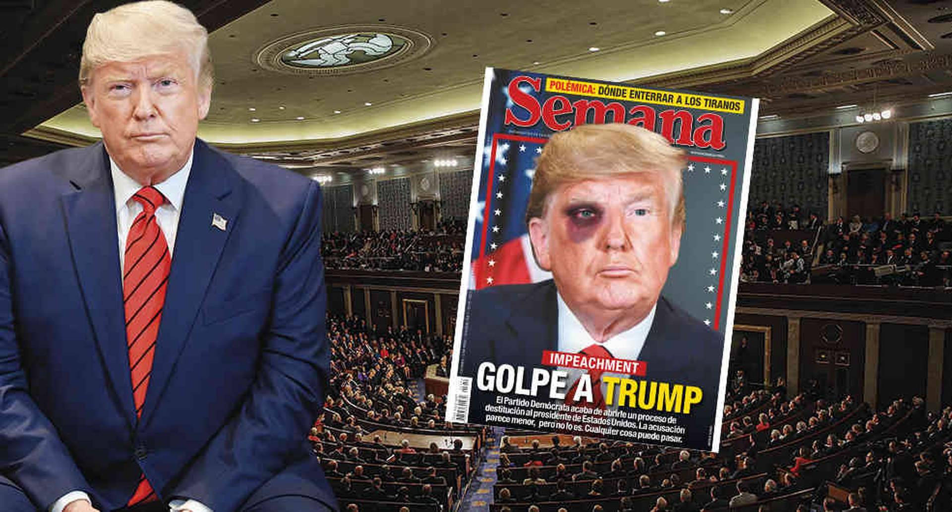 La llamada de Trump a Zelensky rebosó la copa, pues el 'Russiagate' y el escándalo con las conejitas Playboy serían razones mucho más fuertes para destituirlo.