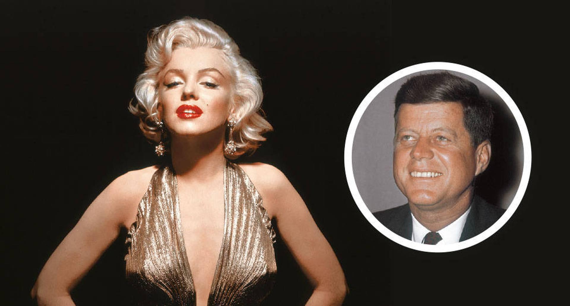 Marilyn Monroe habría tenido un hijo con alguno de los Kennedy.