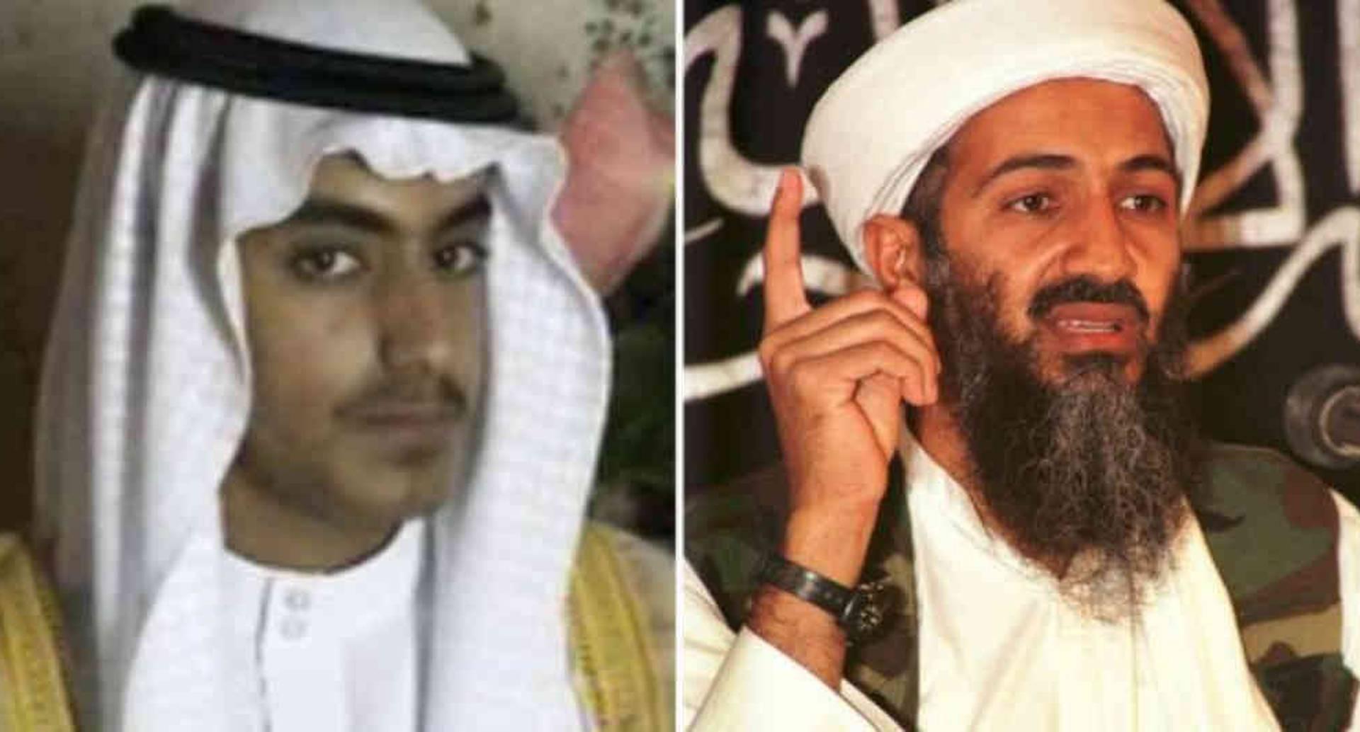 Sin dar fechas específicas, Trump confirmó que en una operación militar había muerto el heredero de Osama Bin Laden.