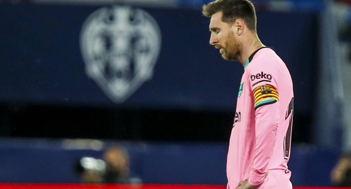 LaLiga | Levante - Barcelona: resumen, goles y resultados del partido
