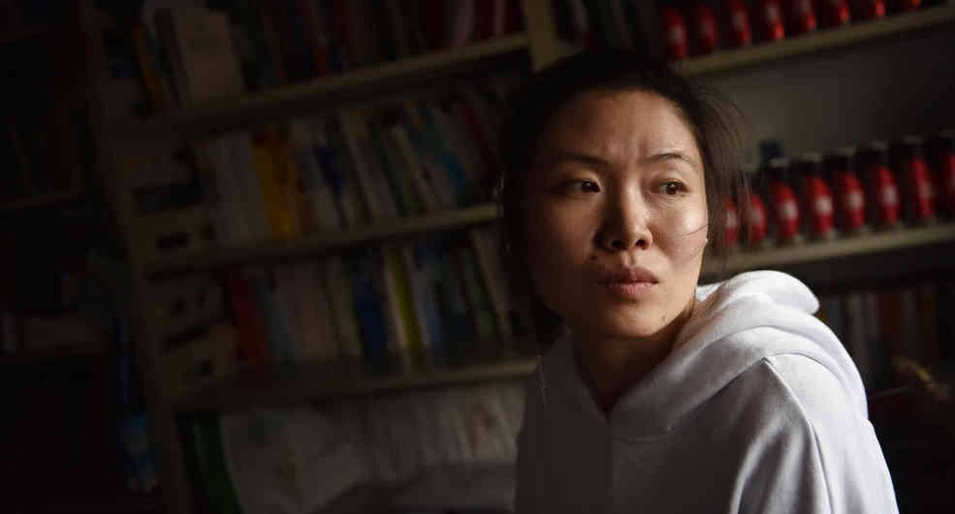 Xiao Jia llegó al negocio de los masajes después de que perdió la vista cuando era una adolescente.