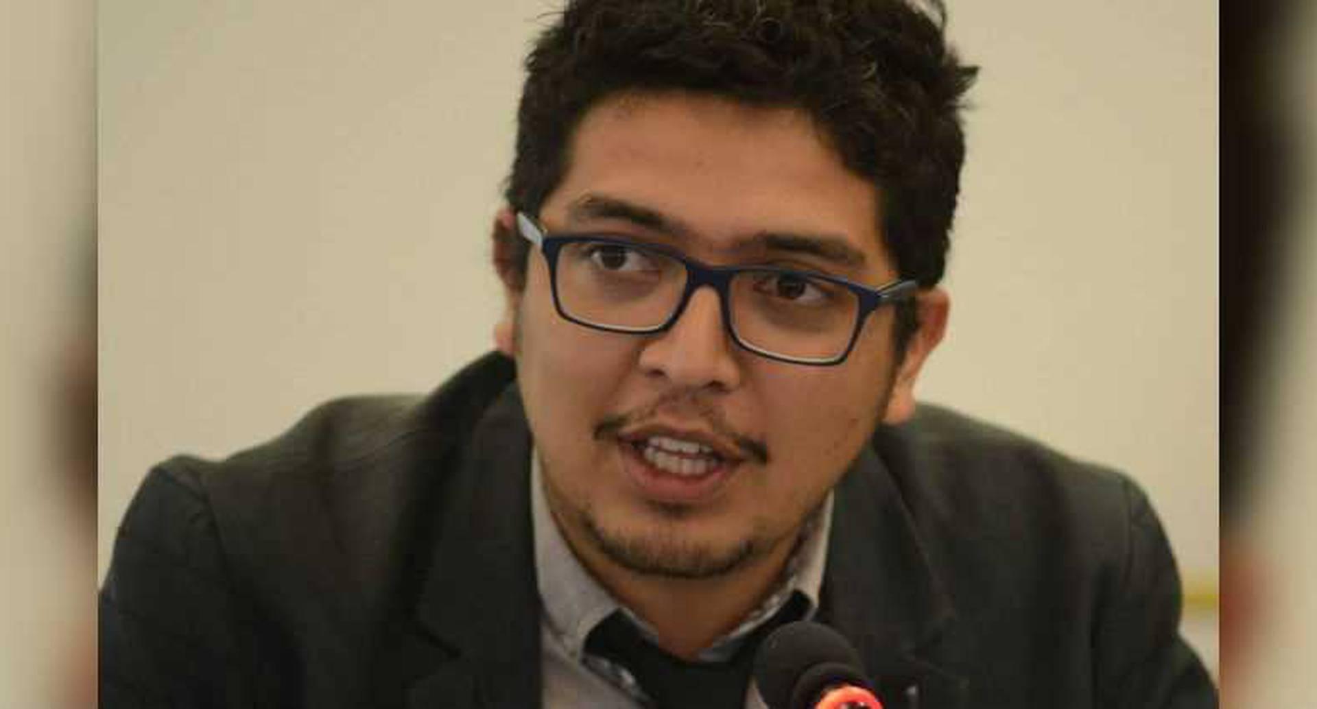 Pedro Vaca, director de la Flip.