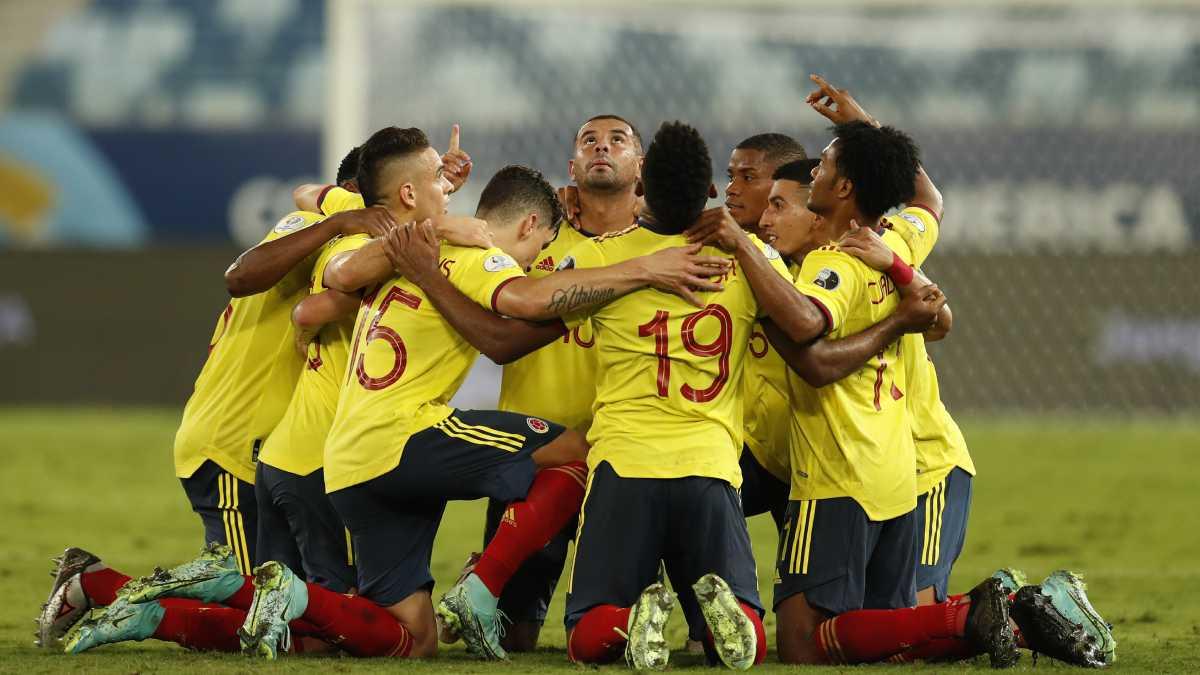 Selección Colombia - Copa América. Foto: AP/Bruna Prado