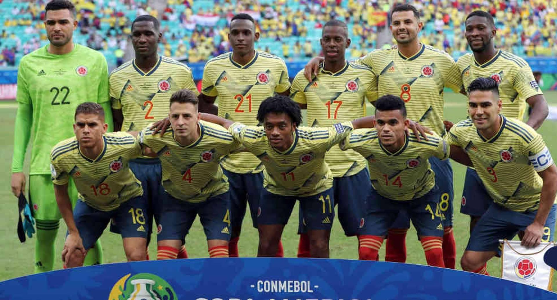 Cada selección se enfrentará a cinco rivales en la primera fase.